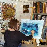 Michèle Lasserre - Peintures et créations